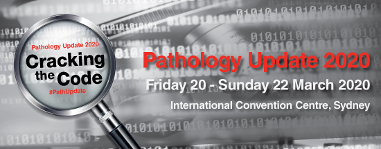 Pathology Update - the largest Australasian multi-disciplinary scientific conference