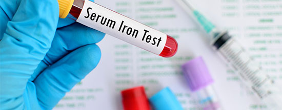 Expert irons out issues around measuring iron levels in the body